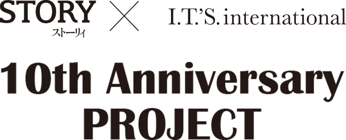 STORY×I.T.'S. international 10th Anniversary PROJECT'