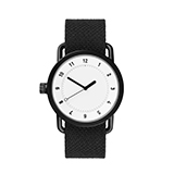 [TID Watches]No.1 White 36mm / Twain Belt