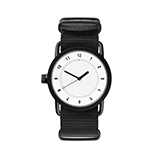 [TID Watches]No.1 White 36mm / ナイロンベルト