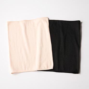 [Katakura]肌側シルク100% パイル腹巻き