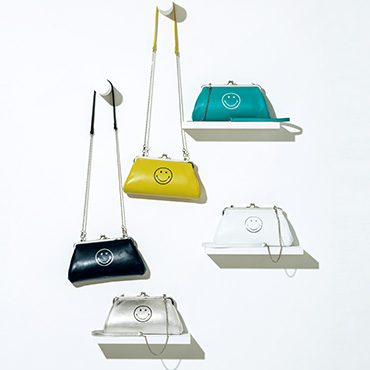 [SALON DE ALFURD]SMILEレザーBag