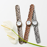 """[bill's watches]CLASSIC LEOPARD/ZEBRE/GIRAFFE"""