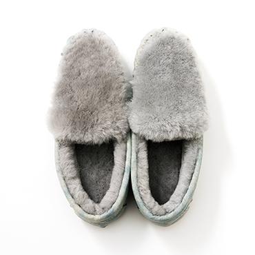 [EMU Australia]デニムファースリッポン/Cairns Fur Denim