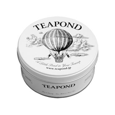 [TEAPOND]ハニーハーベスト / ティーバッグ8個入 (バルーン缶入り)