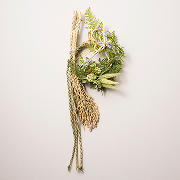 [Wako's Room]しめ縄 (classic white)