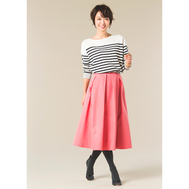 [BRAHMIN]スカート