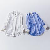 [loin.×Clothing ISETAN MITSUKOSHI]ウィングカラ―シャツ