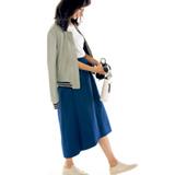 [FILBLANC]ロングテールリバーシブルスカート