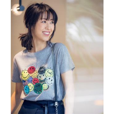 [DUAL VIEW]スマイルズTシャツ