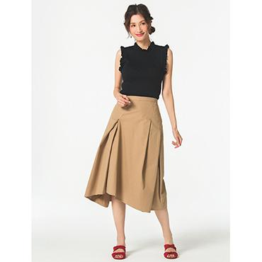 [LUGIVA]変形スカート
