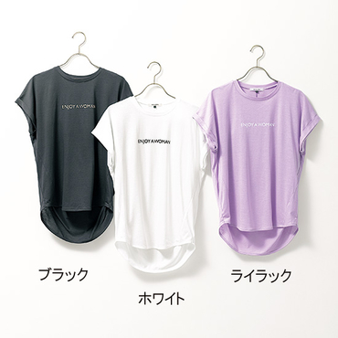 [MICA&DEAL]ロゴTシャツ