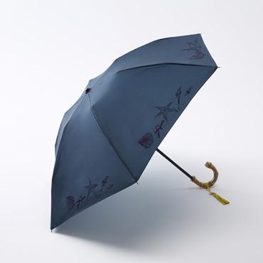 [Saison Tourne]晴雨兼用折りたたみ傘 KAI&HITODE