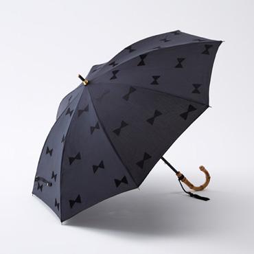 [Saison Tourne]晴雨兼用長傘 RIBBON