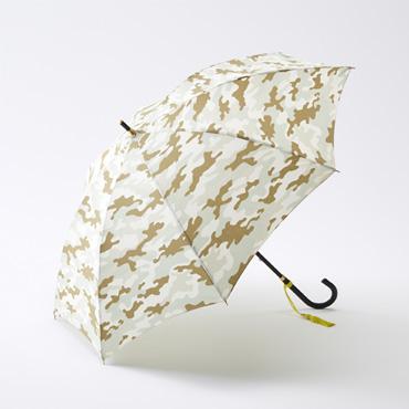 [Saison Tourne]晴雨兼用長傘 カモフラージュ