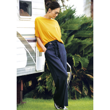 [Vingt Neuf]カラフルTシャツ