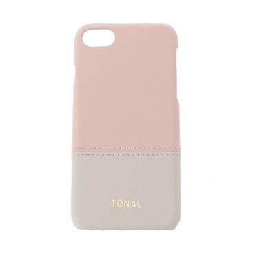 [TONAL]カラーブロック iPhoneケース