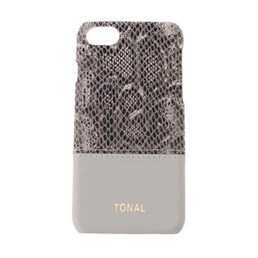 [TONAL]パイソン iPhoneケース