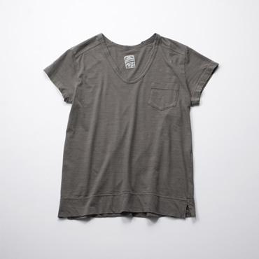 [12 LEFTY]ポケット付きTシャツ