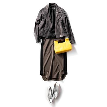 [NERGY]オノポリーポンチスカート