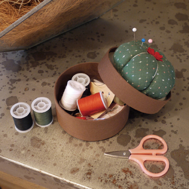 [CACTUS SEWING SET]ソーイングセット
