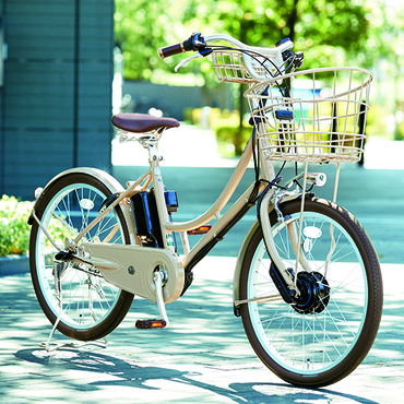[BRIDGESTONE]電動自転車イルミオ