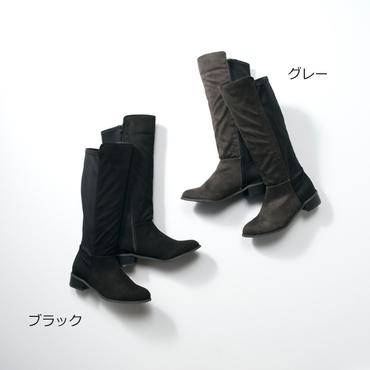 優待価格[RiiiKa]ストレッチロングブーツ(RIIIKA-9861)