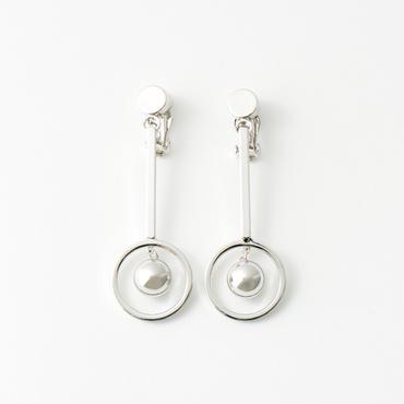 [ABISTE]リングデザインロングイヤリング