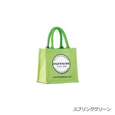 [HUFFKINS]ジュートバッグ【M】