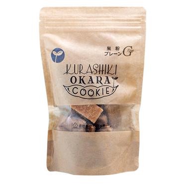 [もとや]倉敷おからクッキー【米粉プレーン】