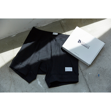 [BARAILLE & GARMENTS]Soothing Boxer Brief - 2nd Batch | ボクサーブリーフ(前とじ)