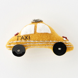 [MONMANNEQUIN]Taxi Brooch