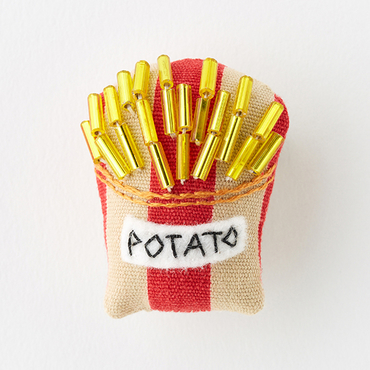 [MONMANNEQUIN]Potato Brooch