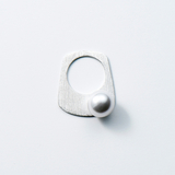 [JUTIQU]Essence silver Ring 10 left