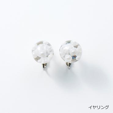 [JUTIQU]Cosmo Earring 1 【S】