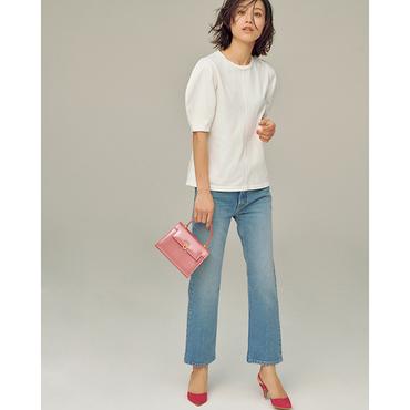 [CASA FLINE]別注カラーオーガニックコットンTシャツ