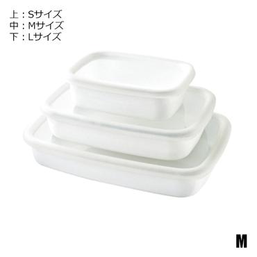 [つくおき×212 KITCHEN STORE]つくおき 保存容器【M】