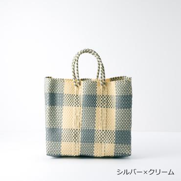 [Letra]メルカドバッグ SOFT CHECK 【S】