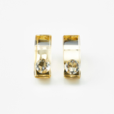[JUTIQU]Glam Earring 1 gold