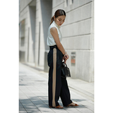 [ara・ara]side line design pants