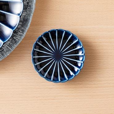 [ALART]ぎやまん陶 3寸皿