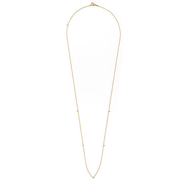 [Wako'sRoom]キャビア ダイヤモンド ネックレス