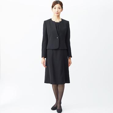 [CARETTE]ブラックフォーマル ワンピーススーツ