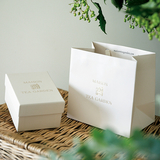 [Wako'sRoom]幸福茶園 Gift Box with Gift Paper Bag【M】