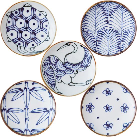 [西海陶器]kotohogi 小皿