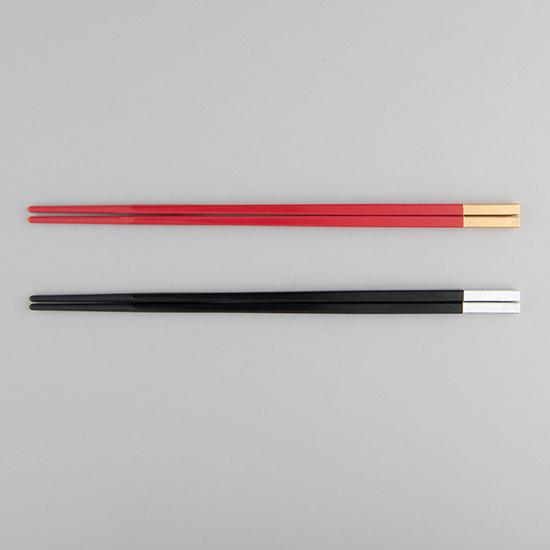 [FOURGRACE TABLEWARE]和洋中先丸箸 25cm