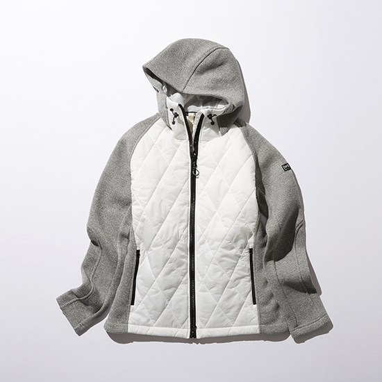 [[sn]super.natural]W COMPOUND JACKET