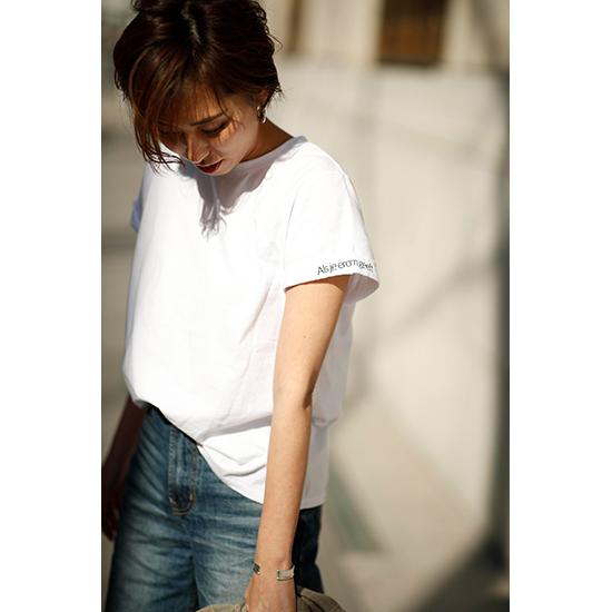 [Un Sourire]Tシャツ