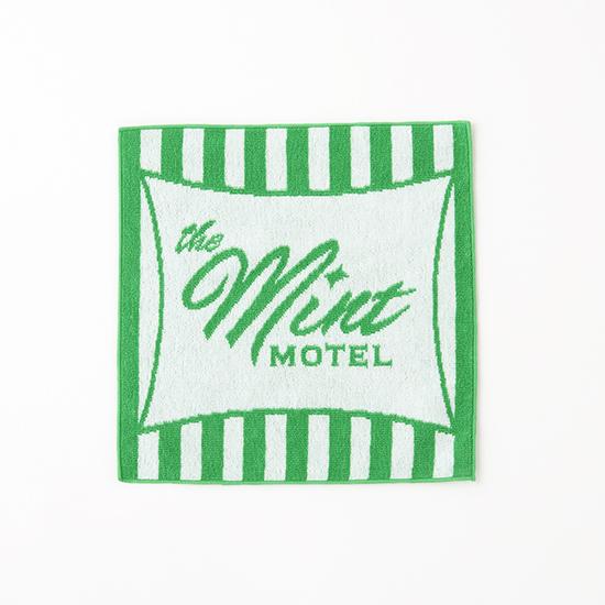 [The MINT MOTEL]ハンドタオル