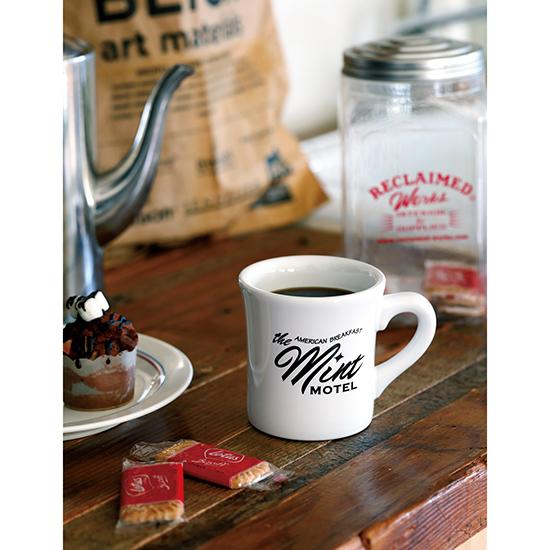 [The MINT MOTEL]マグカップ