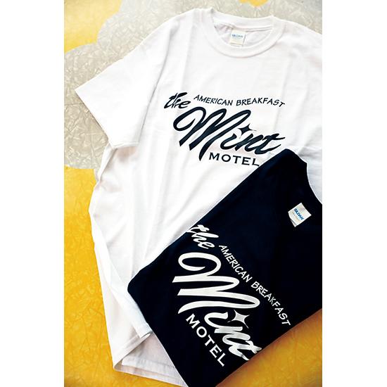 [The MINT MOTEL]オリジナルTシャツ